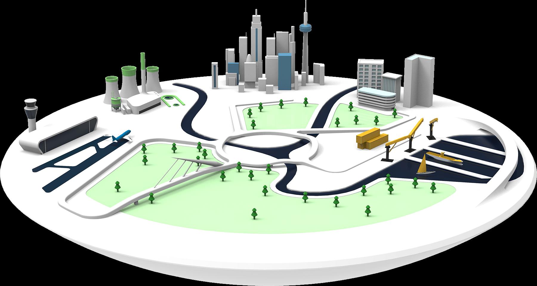 smart-city-map